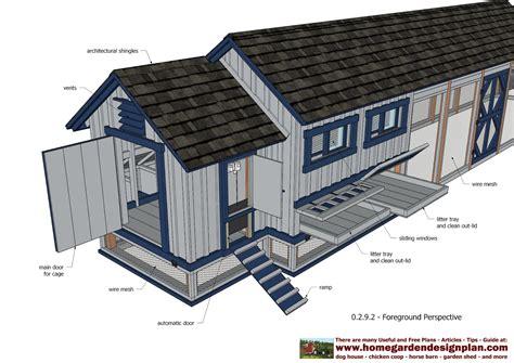 Chicken houses plans queensland Image