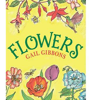 Children Books About Flowers