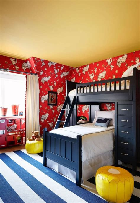 Childrens Bedrooms For Boys