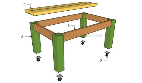 Childrens play table plans Image