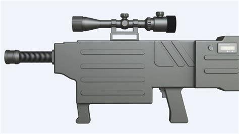 China Laser Assault Rifle