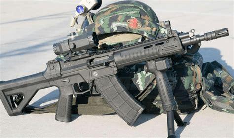 China S Military Assault Rifles