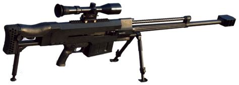 Chinese 50 Cal Sniper Rifle