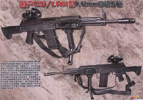 Chinese Battle Rifle