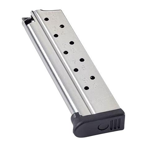 Chip Mccormick Custom 1911 Range Pro Magazine 9mm 10rd Range Pro Magazine 9mm 10round Stainless