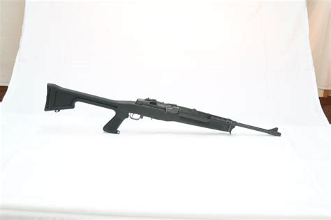Choate Pistol Grip Rifle Stock Ruger Mini-14