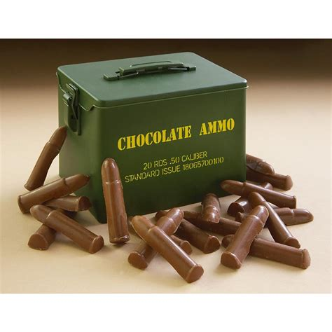 Chocolate Ammo Reviews