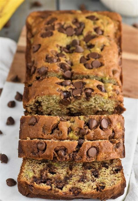 Chocolate Chip Banana Bread Recipe Watermelon Wallpaper Rainbow Find Free HD for Desktop [freshlhys.tk]