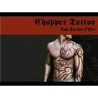 Discount chopper tattoo top tattoo offer !