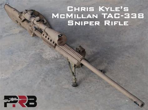 Chris Kyle Favorite Rifle