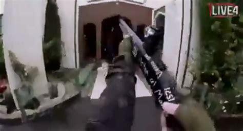 Christ Church Shooting Shotgun