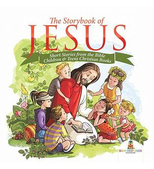 Christian Story Books For Toddlers