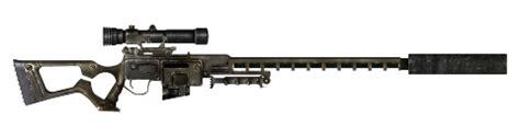 Christine S Silenced Sniper Rifle