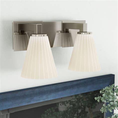Christion 2-Light Vanity Light