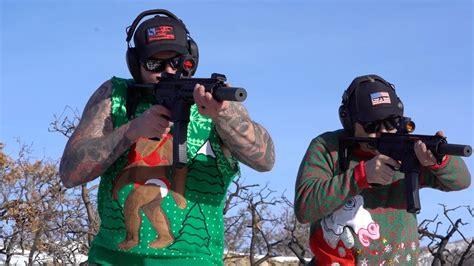 Christmas Songs On Steel With Black Rifle Coffee Company