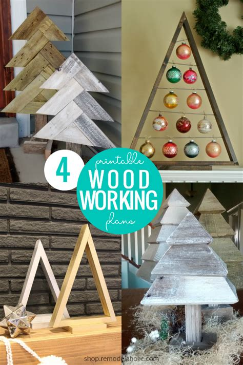 Christmas woodworking plans Image