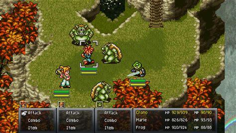 Chrono Trigger Combat