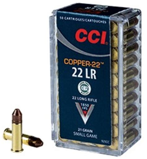 Chuck Hawks 22 Ammo