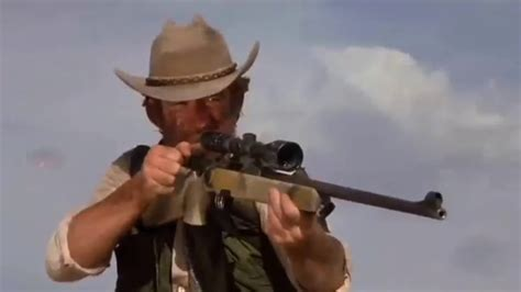 Chuck Norris Sniper Rifle