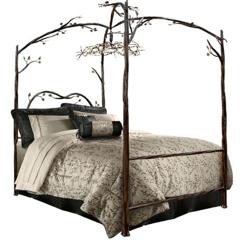 Churchman Canopy Bed