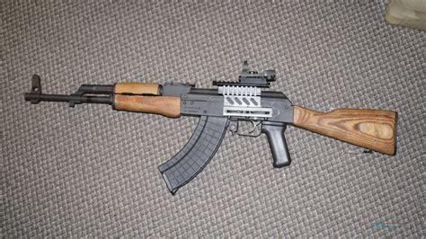 Cia Assault Rifles