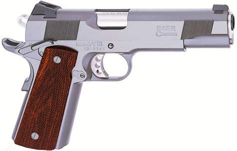 Caspian Arms Custom 1911 45 ACP This Is A Custom 1911