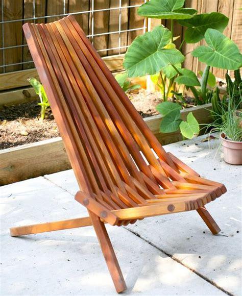 Clam Chair Plans Canada