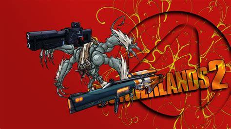 Claptrap Shotgun Or Hammerlock Sniper Rifle