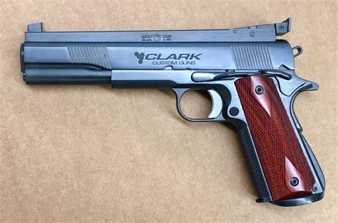 CLARK CUSTOM 1911 Match-Grade Barrel Clark Custom Guns