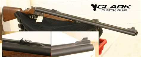 Clark Double Rifle Review