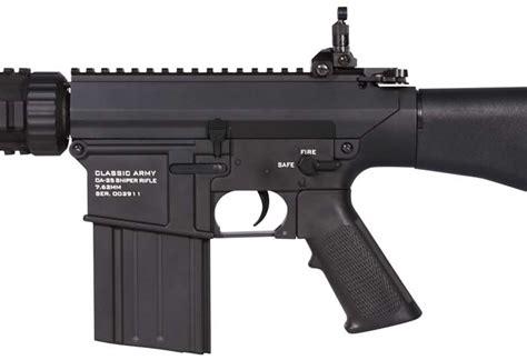Classic Army Ca25 Sniper Rifle Aeg Gun