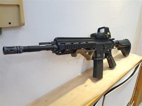 Classic Army Hk416