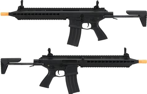Classic Army Scarab Abr-s Carbine Aeg Airsoft Rifle Review