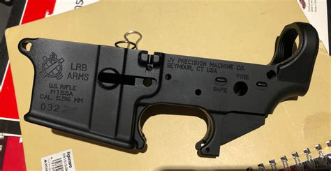 Classic Firearms Lower Receiver