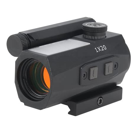 Clean Red Dot Sight