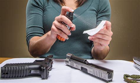 Clean Vs Dirty Gun Pic