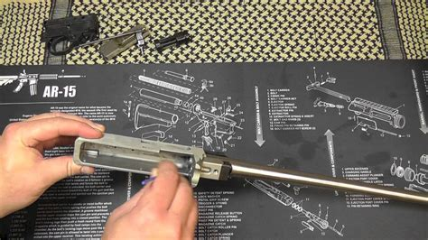Cleaning A Ruger 10 22 Rifle