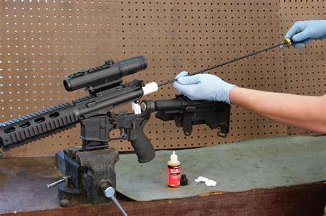 Cleaning Ar15 Rifle Barrel