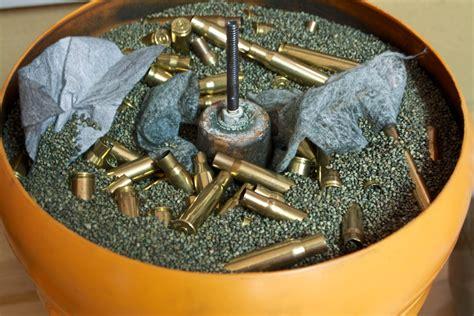 Cleaning Brass From Gun Range