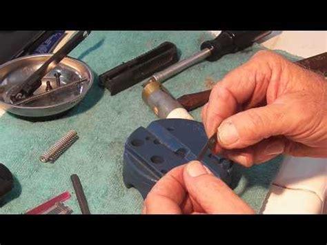 Cleaning Firing Pin On Browning Buckmark Light Primer Strike Solution