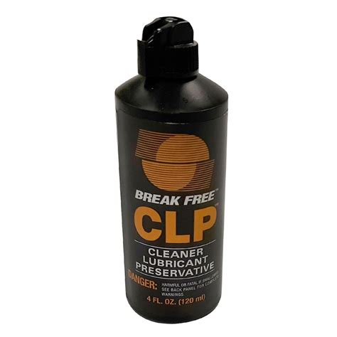 Cleaning Gun With Clp