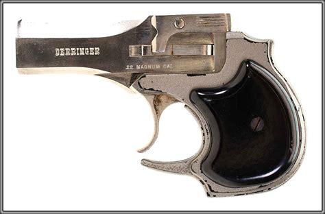 Cleaning High Standard Derringer 22 Long Rifle