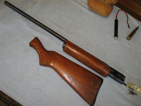 Cleaning Sears Model 21 20 Gauge Pump Shotgun