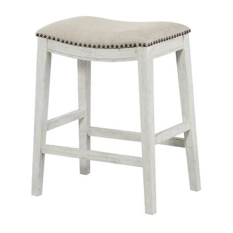"Clewiston 24.75"" Bar Stool (Set of 2)"