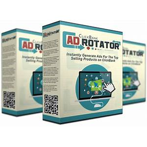 Clickbank ad rotator discount