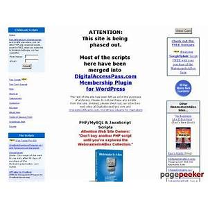 Discount clickbank php scripts, paypal ipn scripts, affiliate link cloaker and more from webmasterinabox