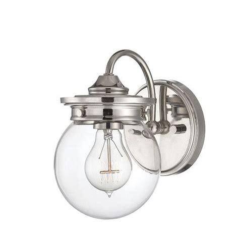 Clickett 1-Light Bath Sconce