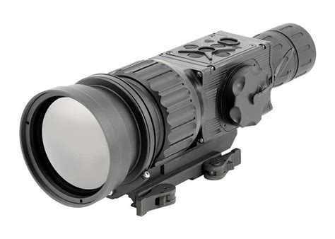Clip On Thermal Imaging Rifle Scope