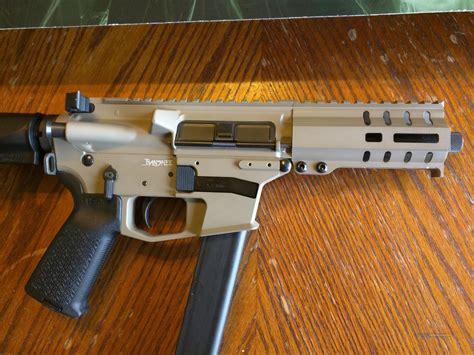 Cmmg Banshee Guard Ar 15 Ar15 Pistol 9mm
