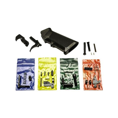 Cmmg Mk3 308 Lower Parts Kit Modulus Arms 80 Lower